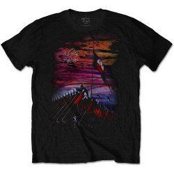 PINK FLOYD: The Wall Flag & Hammers (póló)