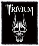 TRIVIUM: Screaming Skull (80x95) (felvarró)