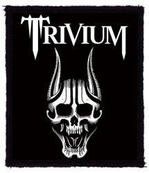 TRIVIUM: Screaming Skull (80x95) (felvarró)
