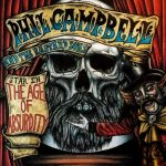 PHIL CAMPBELL AND THE BASTARD SONS: The Age Of Absurdity (CD)
