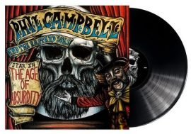 PHIL CAMPBELL AND THE BASTARD SONS: The Age Of Absurdity (LP)