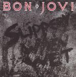 BON JOVI: Slippery When Wet (CD)