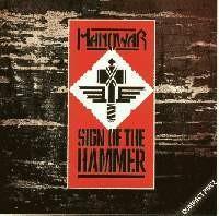 MANOWAR: Sign Of The Hammer (CD)
