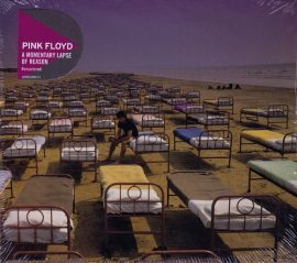 PINK FLOYD: A Momentary Lapse Of Reason (CD, 2011 remaster) (akciós!)
