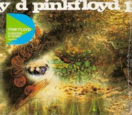 PINK FLOYD: A Saucerful Of Secrets (CD, 2011 remaster) (akciós!)