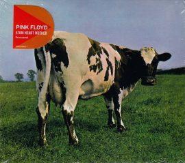 PINK FLOYD: Atom Heart Mother (CD, 2011 remaster) (akciós!)