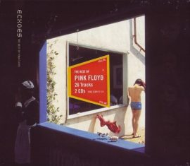 PINK FLOYD: Echoes - The Best Of... (2CD) (akciós!)