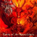VITAL REMAINS: Dawn Of The Apocalypse (CD)