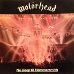 MOTORHEAD: No Sleep 'til Hammersmith (CD, +3 bonus) (akciós!)