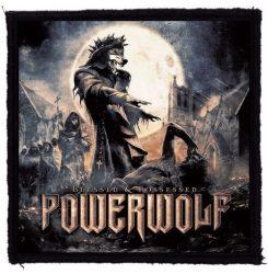 POWERWOLF: Blessed & Possessed (95x95) (felvarró)