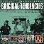 SUICIDAL TENDENCIES: Original Album Classics (5CD)