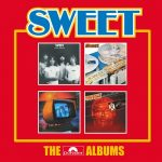 SWEET: Polydor Albums (4CD)