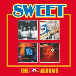 SWEET: Polydor Albums (4CD)