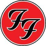 FOO FIGHTERS: FF Logo (jelvény, 2,5 cm)