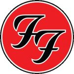 FOO FIGHTERS: FF Logo (jelvény, 2,5 cm)