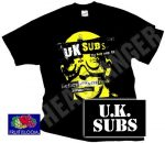 UK SUBS: Before You Were Punk (póló)