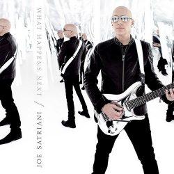 JOE SATRIANI: What Happens Next (CD)