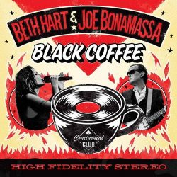 JOE BONAMASSA/BETH HART: Black Coffee (CD)