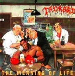 TANKARD: The Meaning Of Live (CD, 2018 reissue)