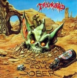 TANKARD: Stone Cold Sober (CD, 2018 reissue)