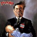 TANKARD: Two Faced (CD, 2018 reissue)