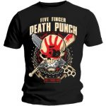 FIVE FINGER DEATH PUNCH: Zombie Kill (póló)