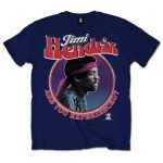 JIMI HENDRIX: Are You Experienced? (navy, póló)
