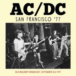 AC/DC: San Francisco '77 (CD)