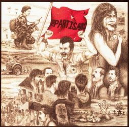 PARTISANS: Time Was Right (CD)
