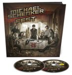 MICHAEL SCHENKER FEST: Resurrection (CD+DVD, earbook)