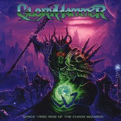 GLORYHAMMER: Space 1992: Rise Of the Chaos Wizards (CD)