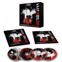 WASP: Re-Idolized (2CD+Blu-ray+DVD) (akciós!)