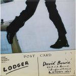 DAVID BOWIE: Lodger (LP, 180 gr)