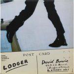 DAVID BOWIE: Lodger (LP, 180 gr)