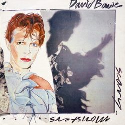 DAVID BOWIE: Scary Monsters (LP, 180 gr)