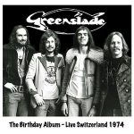 GREENSLADE: Birthday Album - Live 1974 (CD)