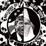 M.D.C./IRON: No Trump, No KKK (split LP, single)