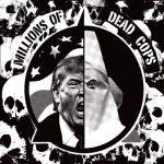 M.D.C./IRON: No Trump, No KKK (split LP, single)