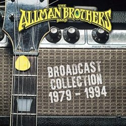 ALLMAN BROTHERS BAND: Broadcast Collection 1979-1994 (8CD)