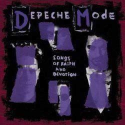 DEPECHE MODE: Songs Of Faith And Devotion (LP)