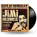 JIMI HENDRIX: Live At Berkley (2LP)