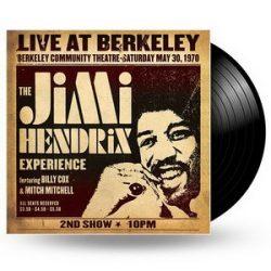 JIMI HENDRIX: Live At Berkley (2LP)
