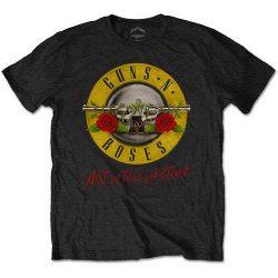 GUNS N' ROSES: Lifetime Tour (póló)