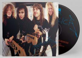 METALLICA: 5.98 EP Garage Days Re-revisited (CD)