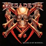 MEGADETH: Killing Is My Business... (CD, +3 bonus)