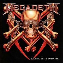 MEGADETH: Killing Is My Business... (CD, +3 bonus)