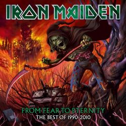 IRON MAIDEN: From Fear To Eternity (2CD) (akciós!)