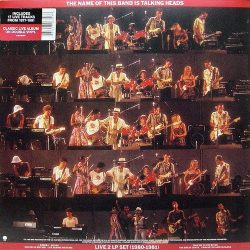 TALKING HEADS: The Name Of This Band Is Talking Heads (2LP, 180 gr)