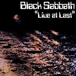 BLACK SABBATH: Live At Last (CD)