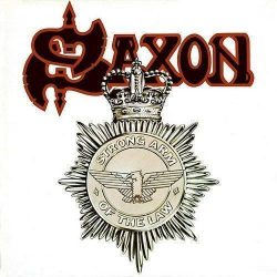SAXON: Strong Arms Of The Law (CD, Expanded Mediabook)